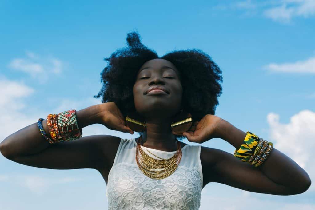 Black Trans Girl